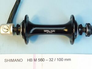 SHIMANO DEORE LX HB-M580 36H FRONT HUB