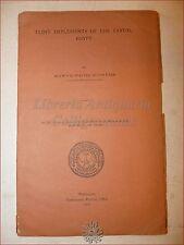 ARMI CACCIA ARCHEOLOGIA EGITTO - Seton Karr: Flint Implements FAYUM 1906, TAVOLE