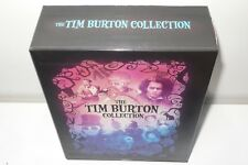 the tim burton collection - blu-ray - 8 films