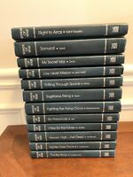 Lot of 12 Hardcover Books ~ WINGS OF WAR ~ Time Life Books