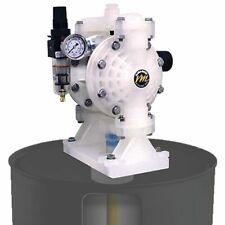 Versa Matic E5 Air Powered Non Metallic Drum Pump With Santoprene Seal