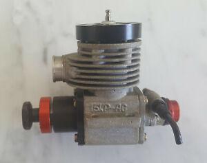 UCTKAM 1.5cc (.9cid) GLOW CAR/BOAT MODEL ENGINE CIRCA 1987
