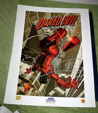 DAREDEVIL Marvel Knights PRINT Quesada & Palmiotti Marvel Dynamic Forces 2000