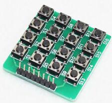 1pcs 4x4 4*4 Matrix Keypad Keyboard module 16 Botton mcu For Arduino