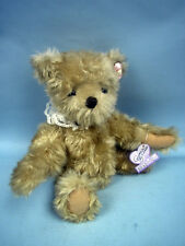 "Annette Funicello 15"" Blonde Jointed Bear With Tag"
