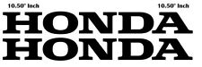 "Honda Decals Stickers 10.50"" Inch Graphics Bumper Motorcycle Road R 450 JDM"