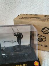 Shell James Bond 007 Collection Aston Martin DBS - Quantum Of Solace.