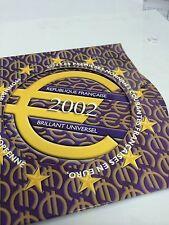 COFFRET BU FRANCE 2002