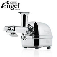 Angel Juicer 5500 Stainless Steel Twin Gear Cold-Press Slow Juicer