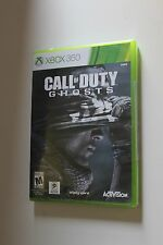 XBOX 360 Call Of Duty: Ghosts Brand New Factory Sealed video game M Microsoft