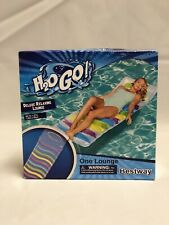 Bestway H2O Go! Deluxe Relaxing Lounge chair pool float inflatable