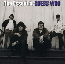 Essential The Guess Who - Guess Who (2010, CD NIEUW)2 DISC SET