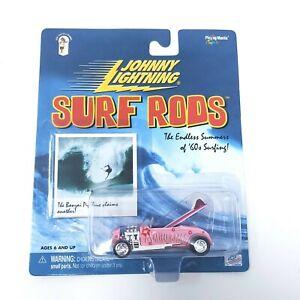Johnny Lightning ~ Surf Rods ~ Series 2 ~ Malibu Babes ~ NIP