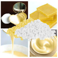 200G Beeswax Pellets Pure Natural Cosmetic Grade For Candle Soap Making New