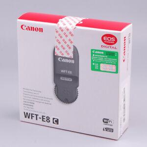 Canon WFT-E8C Wireless File Transmitter for EOS-1DX Mark II WFT-E8B