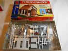 HO TRAIN LIFE-LIKE GOOD SHEPERD TOWN CHURCH BUILDING KIT 1350 NEW IN PACKAGE!