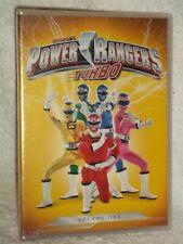 Power Rangers Turbo Vol 1 [1997] (DVD, 2014, 3-Disc) NE family fun karate action