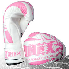 Kids Boxing Glo, Martial Arts Mitts Children Junior Sparring Punch Bag Glove 6OZ