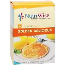 NUTRIWISE | Golden Delicious High Protein Diet Pancake Mix | Low Calorie
