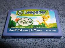 Leap Frog Leapster Disney Fairies Cartridge 2009