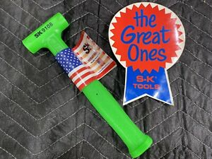 """SK TOOLS 9108 SLIM LINE DEAD BLOW HAMMER - SOFT FACE 8oz  10"""" - USA - BRAND NEW!"""