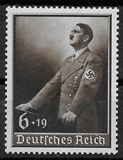 Nazi Germany Third Reich Mi# 694 MH National Labor Day & Hitler's culture Fund *