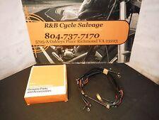 Harley Davidson NOS FX FXE Shovelhead Main Wire Wiring Harness Loom 70343-75