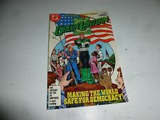 TALES OF THE GREEN LANTERN CORPS Comic - No 210 - Date 03/1987 - DC Comics