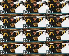 BRAD MARCHAND 24 CARD LOT 17-18 UPPER DECK HOCKEY # 13 BOSTON BRUINS UD 2017-18