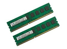 SAMSUNG 16GB 2x8GB PC3-12800 DDR3 1600 MHz 240Pin RAM ASUS M5A78L-M