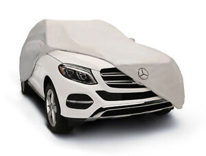 Mercedes-Benz OEM Car Cover 2012 to 2015 M-Class SUV (W166)