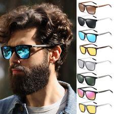 2018 Polarized Men's Retro Outdoor Vintagees Eye Aluminum Sun Glasses Eyewear