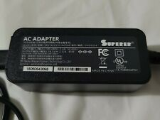 Superer 45W 19V AC Charger Adapter Fit for HP laptop, chromebook, etc SPD195231D