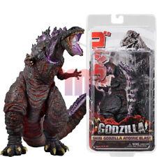 "NECA Shin Godzilla Atomic Blast 2016 6"" Action Figure 12"" Head Tail Movie New"