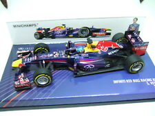 Minichamps Sebastian Vettel Red Bull RB9 2013 World Champion 1:43