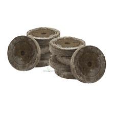 100 Jiffy Torfquelltöpfe Jiffy-7 41mm Anzuchtballen Substrattabletten
