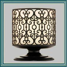 Bath & Body Works ORNATE HEART PEDESTAL 3-Wick Candle Holder Fast Shipping
