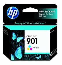 GENUINE NEW HP 901  CC656AN Color Ink Cartridge