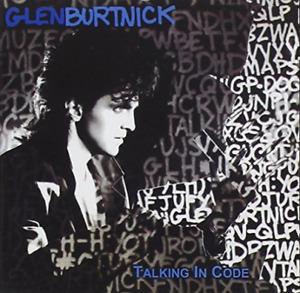 Glen Burtnick-Talking in Code CD NUOVO