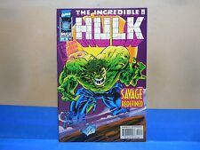 THE INCREDIBLE HULK Volume 1 #447 of 474 1962-97 Marvel Comics Uncertified