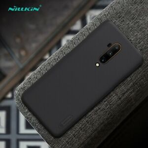 Genuine Nillkin Frosted Shield Hybrid Back Case Cover For OnePlus 7T 8 Pro Nord