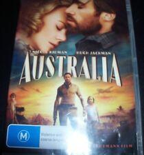 Australia (Nicole Kidman Hugh Jackman) (Australia Region 4) DVD - NEW