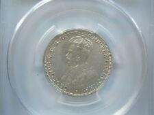 AUSTRALIA 1 Shilling 1915 PCGS XF 45 RARE