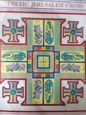Vickery Collection Jerusalem Cross Counted cross stitch Kit, Sealed #2043