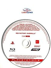 Red Faction Guerrilla Promo PAL/EUR PS3 Playstation Videojuego Videogame Retro