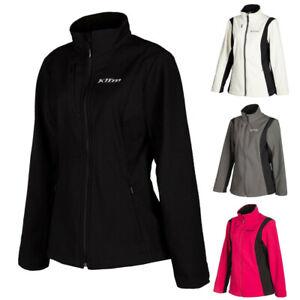 Klim K19 Whistler Womens Coats Ladies Snowmobile Windstopper Soft Shell Jackets