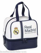 Real Madrid CF Portameriendas, Bolso para el almuerzo o la merienda / Lunch Bag