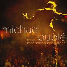 Michael Buble - Michael Buble Meets Madison Square Garden (CD  DVD)