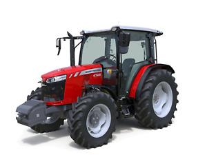 Massey Ferguson 4700 Series Tractors - Workshop Manual.