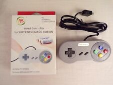 Wired Controller For Super Nes Classic Edition